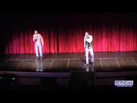Du Jour Fashion Show Rashaun & Rashae Bean Perform, Apr 20 2013