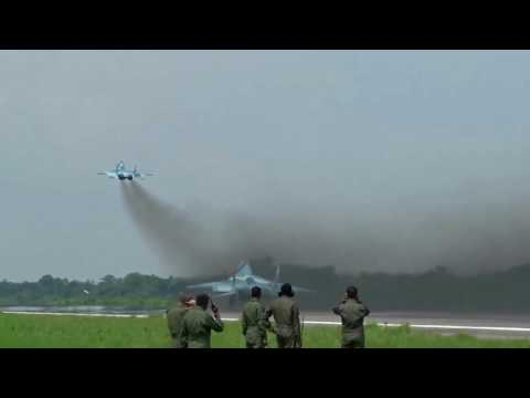 Bangladesh air Force Air Chief Marshall Missile Firing Footage | That was Awesome!