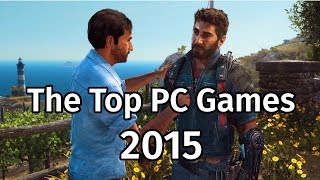 The Top PC Games Of 2015 [60FPS]