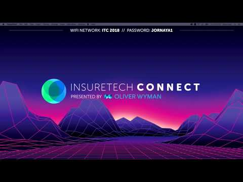 Building trust in the insurance industry with blockchain at InsureTech Connect
