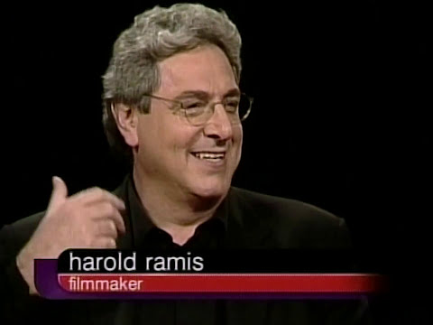 Harold Ramis interview on Charlie Rose (2000)