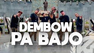 Dembow Pa Bajo By Dj Silva Zumba Dembow Tml Crew Kramer Pastrana