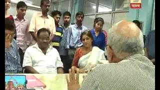 Rupa on students hunger at Institute of homeopathy