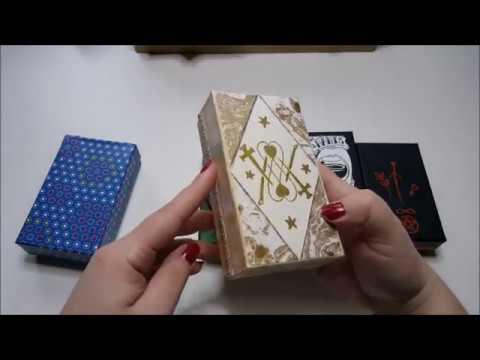 Diy Tarot Boxes
