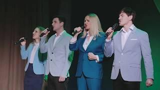 Группа 'Калина фолк' - Не для меня придёт весна.