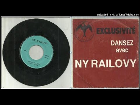 RAHA POETY (FITIA HO ANAO) ---NY RAILOVY --1971