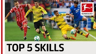 Christian Pulisic - Top 5 Skills