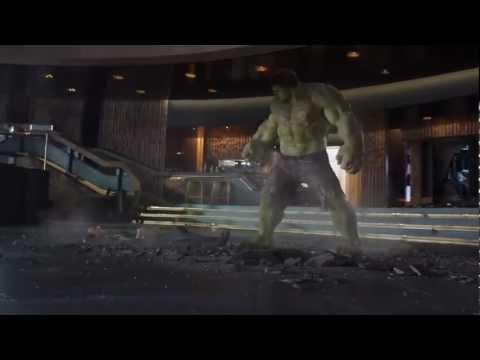 Los Vengadores - Hulk humilla a Lucky FULL HD