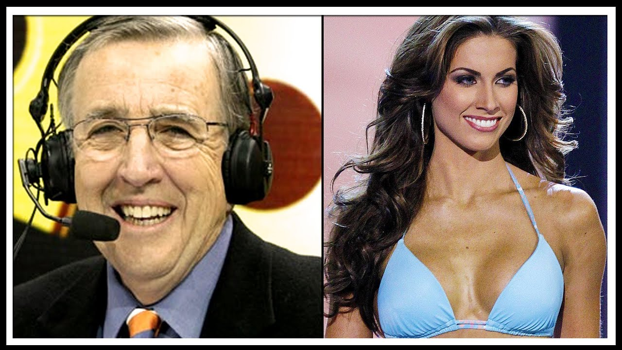 Musburger Comments on Katherine Webb