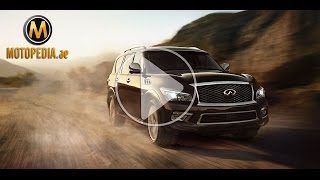 2014 Infiniti QX80 review - تجربة انفينيتي كيو اكس 80 - Dubai UAE Car Review by Motopedia.ae