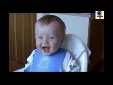 En çok Izlenen Gülen Bebek Videoları, Tatlı Bebekler