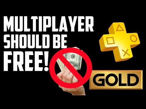 PS Plus And Xbox Live Should Be Free | Paying For Multiplayer Is Anticonsumer