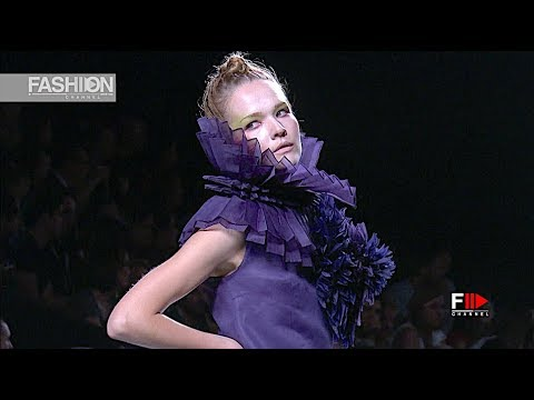 EVA SOTO CONDE Spring Summer 2013 Madrid - Fashion Channel
