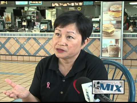 Now at McDonald's of Guam - breakfast anytime!