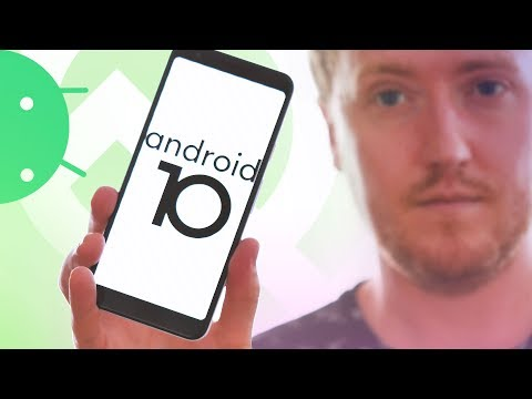 Android 10 Revealed: