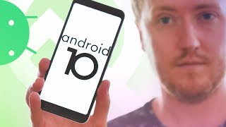 Android 10 Revealed: No Dessert For You! [Android Q Name + Hands-On]