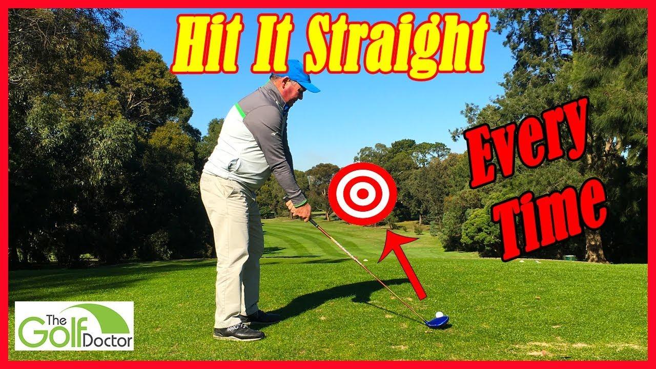 The Straight Golfer