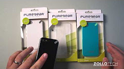 Pure Gear Slim Shell iPhone 5 Case Review