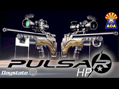 Daystate Pulsar HP = High Power!