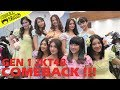 Download Video GENERASI 1 JKT48 COMEBACK !!!