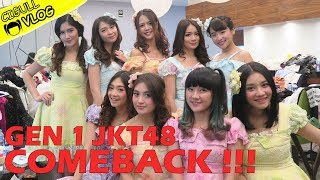 GENERASI 1 JKT48 COMEBACK !!!