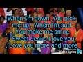Sweet Jesus Lyrics by Joyous Celebration