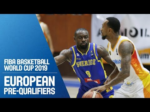 Armenia v Sweden - Full Game - FIBA Basketball World Cup 2019 - European Pre-Qualifiers