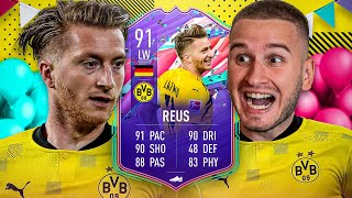 FIFA 21: PLAYER OF THE WORLD REUS BIRTHDAY SQUAD BUILDER BATTLE 🔥🔥