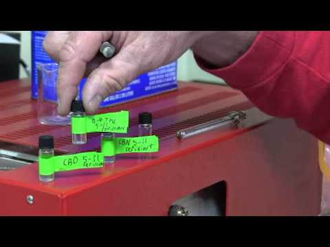 Calibration Standards for GC: getting started