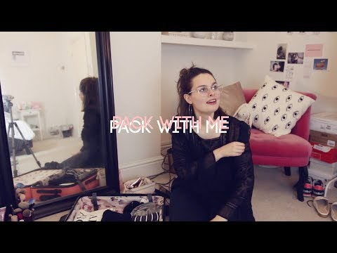 Pack With Me | New York | Vlogmas | Lucy Moon