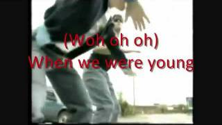 Take That - When We Were Young (lyrics) from the album 'Progressed'...