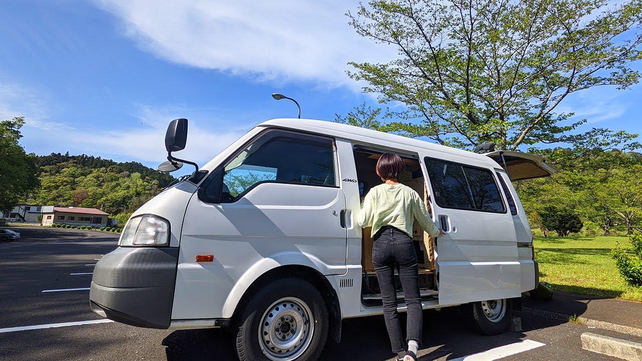 【海子旅】ジビエ肉をゲットして車中飯!千葉の自然と史跡を満喫した車中泊