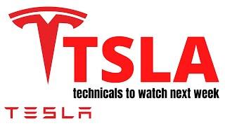 TSLA Tesla Stock Analysis, More Downside? What To Watch?