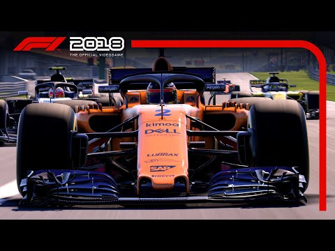 F1® 2018 | OFFICIAL GAMEPLAY TRAILER | MAKE HEADLINES [UK]