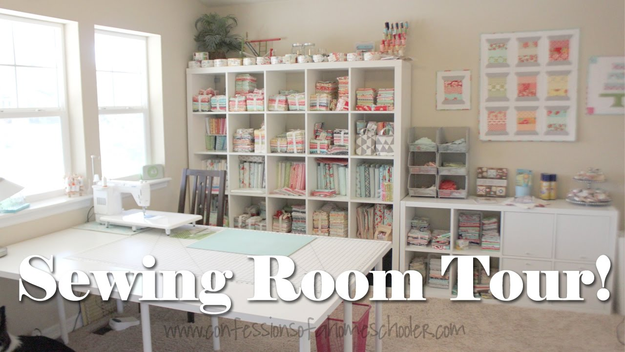 Home Craft Room Designs