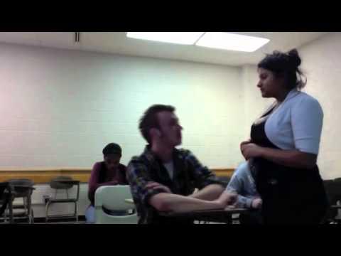Student-Teacher conflict resolution