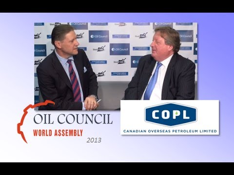 Canadian Overseas Petroleum on Exxon and the prospects for Liberia