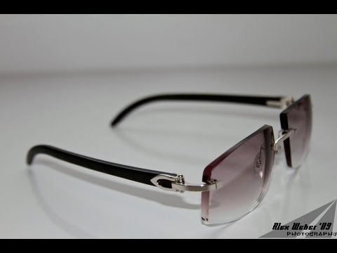05cfab1100 cartier glasses - YouTube