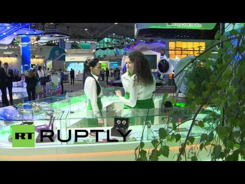 Russia: World's leading economic experts gather in St. Petersburg