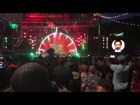 Chronixx- alpha & omega live (celebrate Brooklyn 2017)
