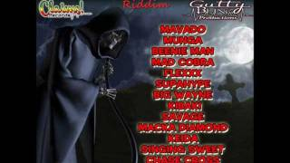 WITHOUT MY GUN - VYBZ KARTEL (WORLD BOSS) - DARKNESS RIDDIM - NOV 2011