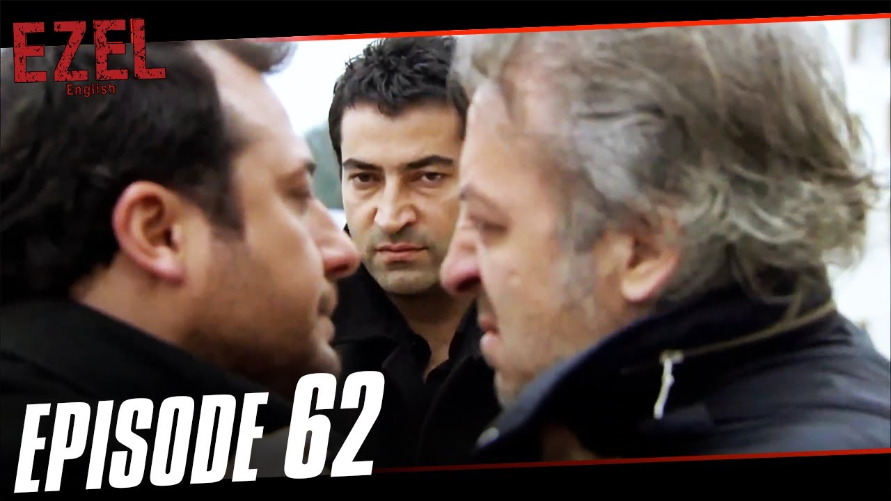 Download Ezel English Sub Episode 62 (Long Version)