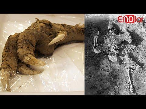 Arkeologlar Tarafından Bulunan En Korkutucu 10 Şey