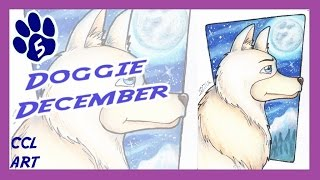 #05 White Fang - Doggie December Challenge 2016