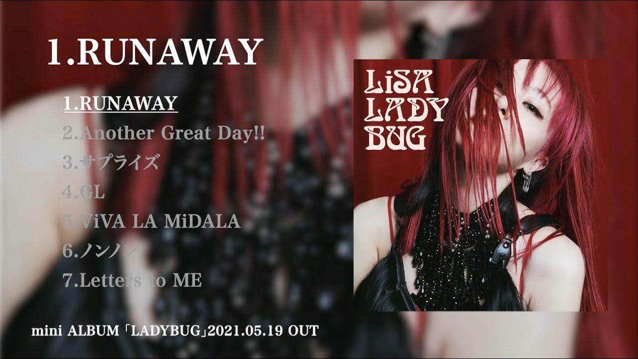 LiSA ミニアルバム『LADYBUG』全曲試聴MOViE