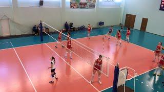 Волейбол. Девушки. Стрим. Москва - Хакасия