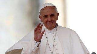 Папа римский Францис заклеймил рабский труд и...