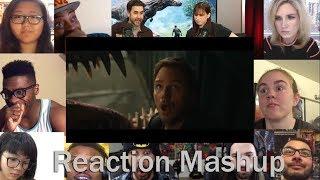 Jurassic World  Fallen Kingdom Final Trailer REACTION MASHUP