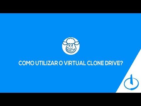 Tutorial De Como Utilizar O Virtual Clone Drive