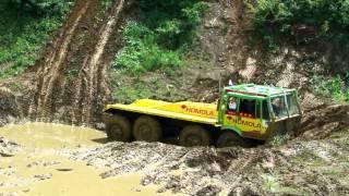 Truck trial Mohelnice 2010
